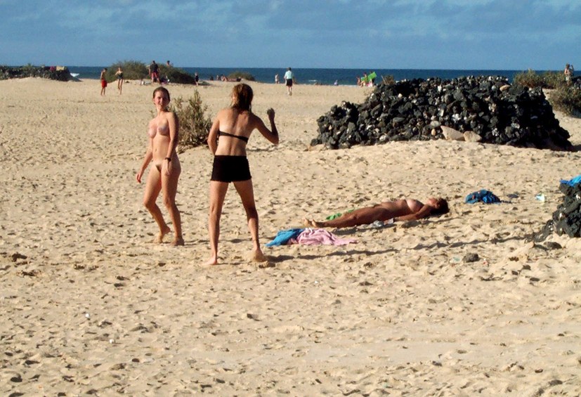 Houstrup strand naturist massage parlor randers