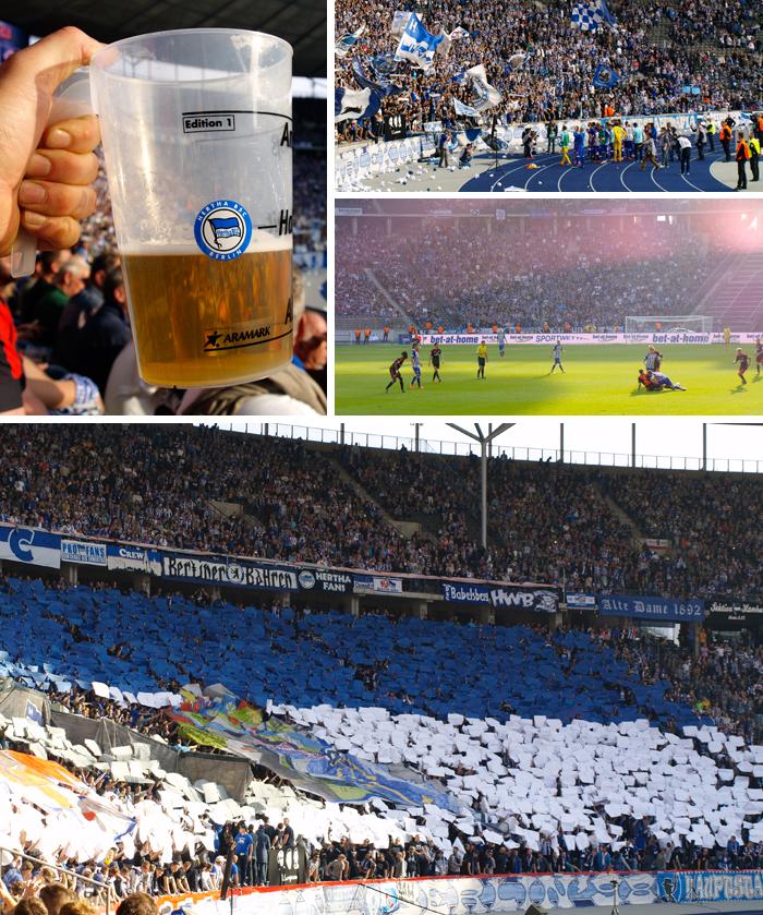 fodbold i berlin