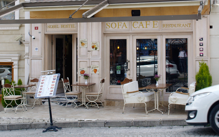 restauranter i sultanahamet