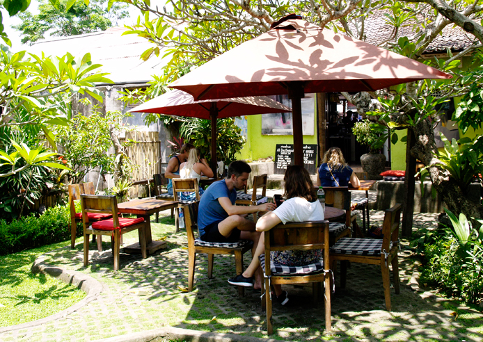 gode restauranter i Ubud