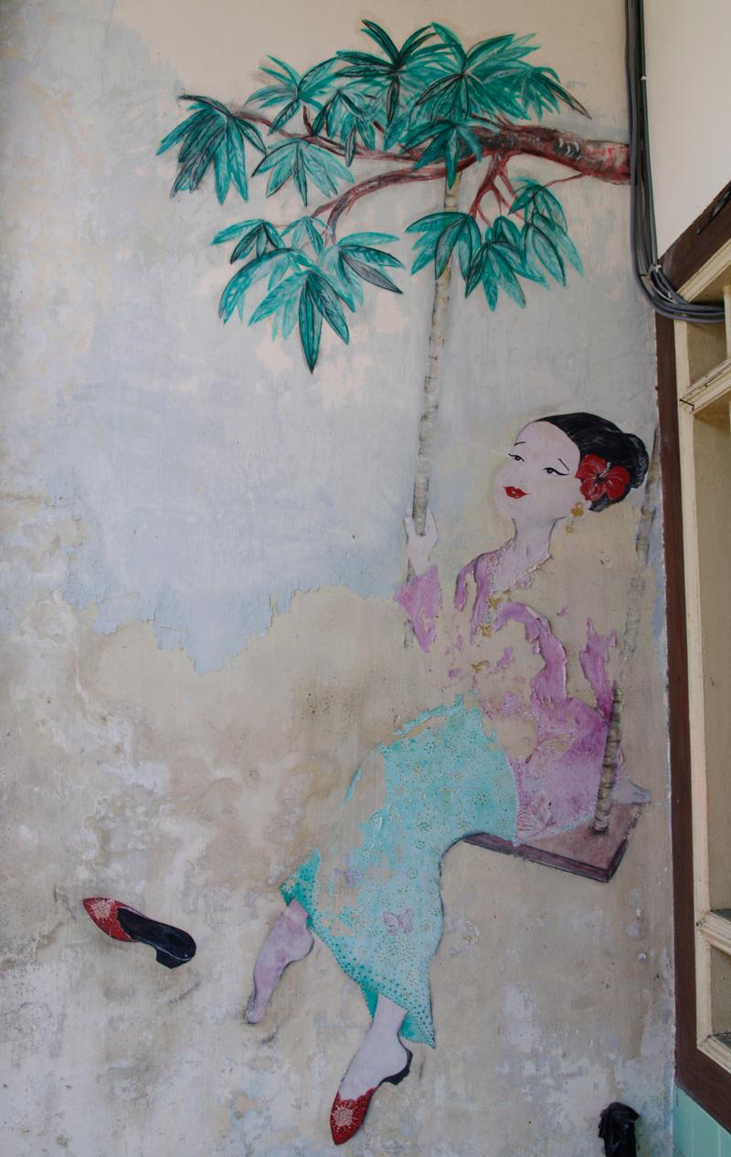 street art i george town
